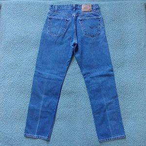 Vintage Levis 505 made in USA